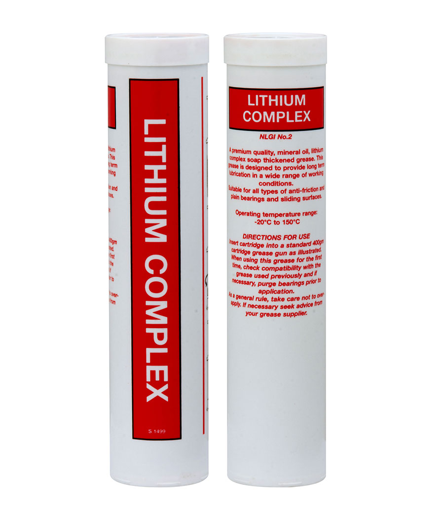 Red Lithium Complex Grease | Aerosol Solutions